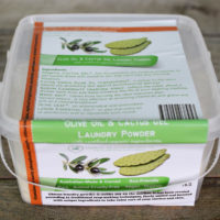 Olive Oil & Cactus Gel Laundry Powder